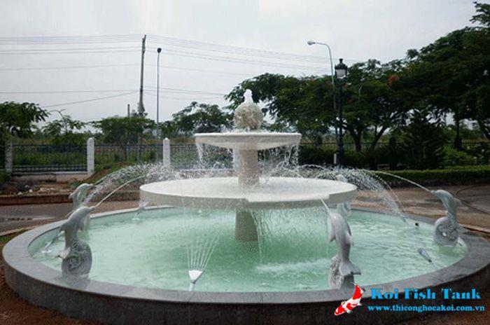 Công trình đài phun nước