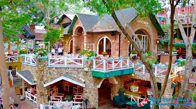 Cafe Country House Gò Vấp