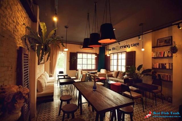 Quán cafe phong cách cổ điển đẹp