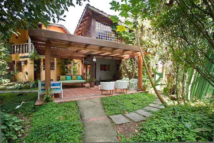 Ý tưởng cho không gian sân vườn
