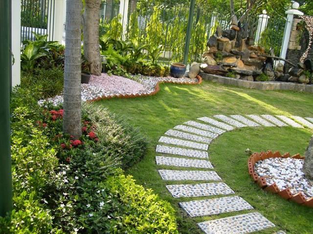 Hướng dẫn chọn phong cách thiết kế lối đi sân vườn đẹp độc đáo